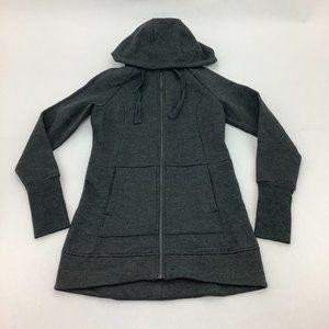 Mondetta | Women's Zip-Up Sweater | Grey